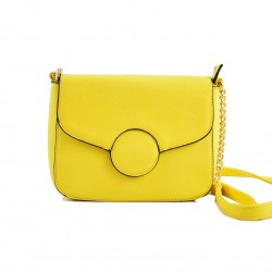 Crossbody Yellow Bag
