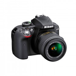 DSLR 390 Nikon