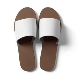 Premium Leather Slippers