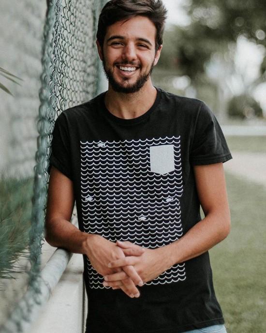 Black Vintage T-Shirt