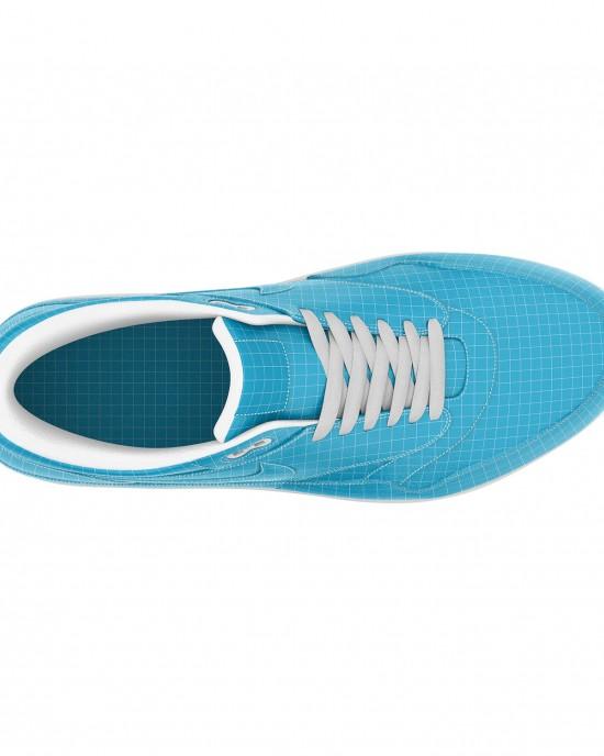 Navy Sneakers