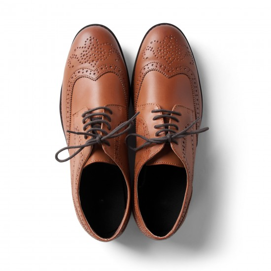 Brown Suede Shoes