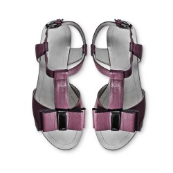 Suede Leather Sandals